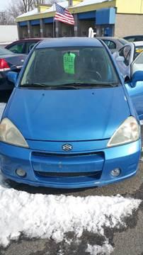 2004 Suzuki Aerio for sale in Clinton Township, MI