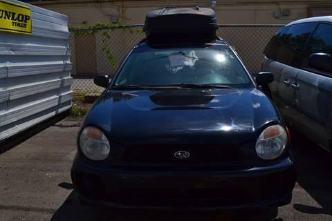 2002 Subaru Impreza for sale in Clinton Township, MI