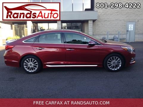 2015 Hyundai Sonata for sale in North Salt Lake, UT