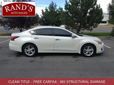 2015 Nissan Altima for sale in North Salt Lake, UT