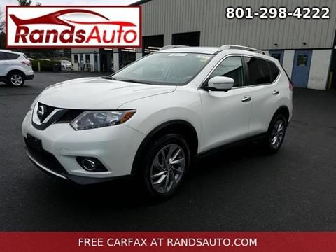 2015 Nissan Rogue for sale in North Salt Lake, UT