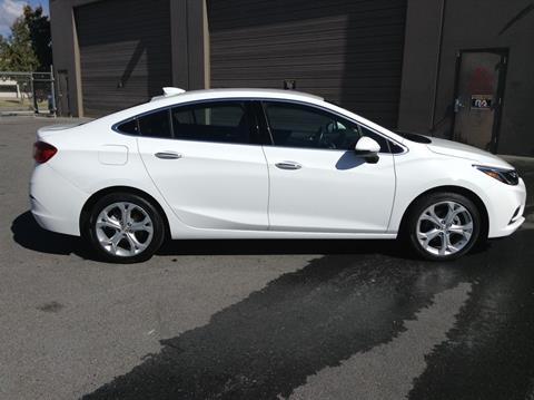 2017 Chevrolet Cruze for sale in North Salt Lake, UT