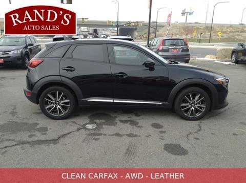 2016 Mazda CX-3 for sale in North Salt Lake, UT