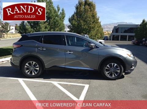 2016 Nissan Murano for sale in North Salt Lake, UT