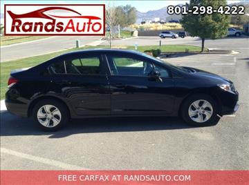 2013 Honda Civic for sale in North Salt Lake, UT