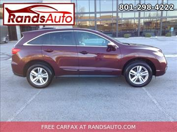 2015 Acura RDX for sale in North Salt Lake, UT