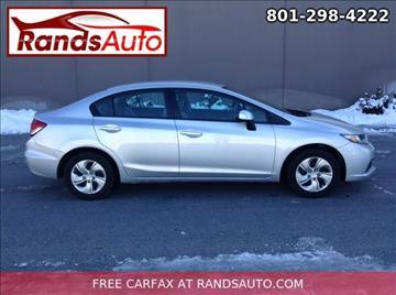 2013 Honda Civic for sale in North Salt Lake, UT