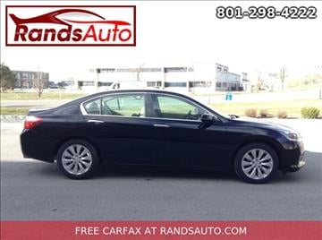 2014 Honda Accord for sale in North Salt Lake, UT