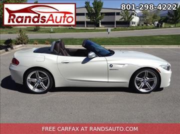 2013 BMW Z4 for sale in North Salt Lake, UT