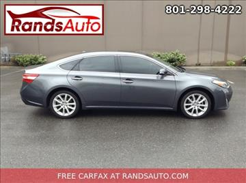2013 Toyota Avalon for sale in North Salt Lake, UT