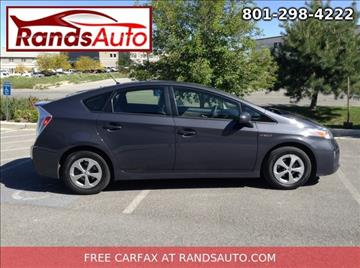 2015 Toyota Prius for sale in North Salt Lake, UT
