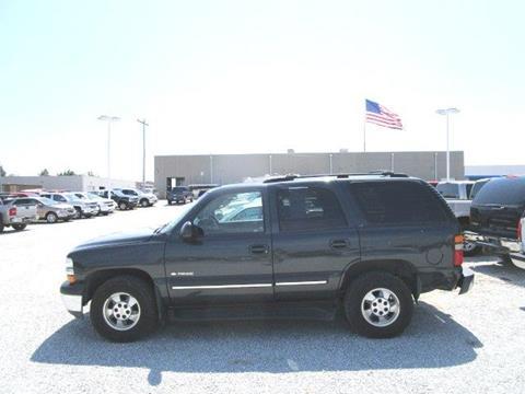 2003 Chevrolet Tahoe for sale in Plattsmouth, NE