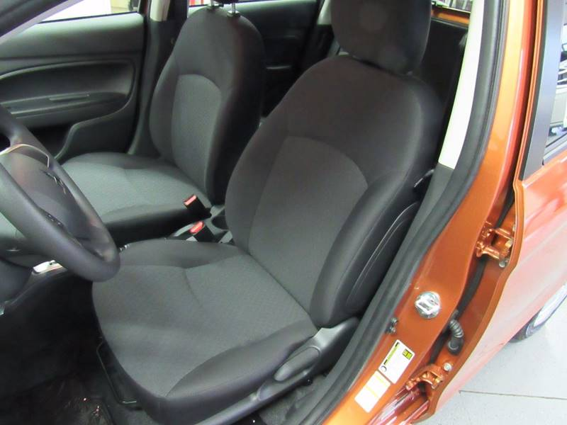 2018 mitsubishi mirage es 4dr hatchback cvt in bay city mi contact fandeluxe Images