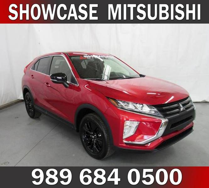 2019 Mitsubishi Eclipse Cross AWD LE 4dr Crossover In Bay