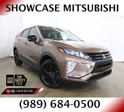 2019 Mitsubishi Eclipse Cross for sale in Bay City, MI