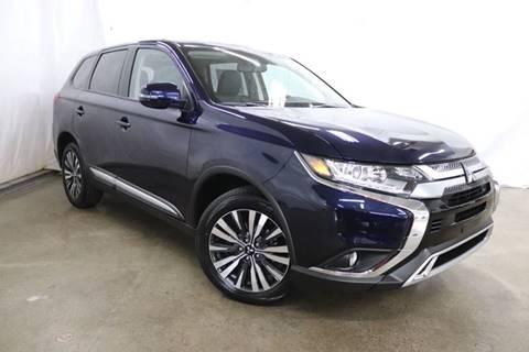 2020 Mitsubishi Outlander for sale in Bay City, MI