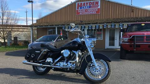 2002 Harley-Davidson Road King C FLHRCI for sale at Hayden Cars in Coeur D'Alene ID