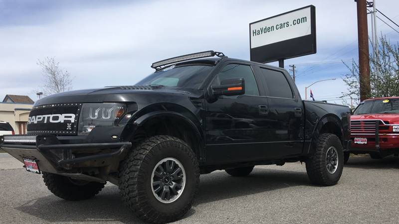 2011 Ford F-150 for sale at Hayden Cars in Coeur D'Alene ID