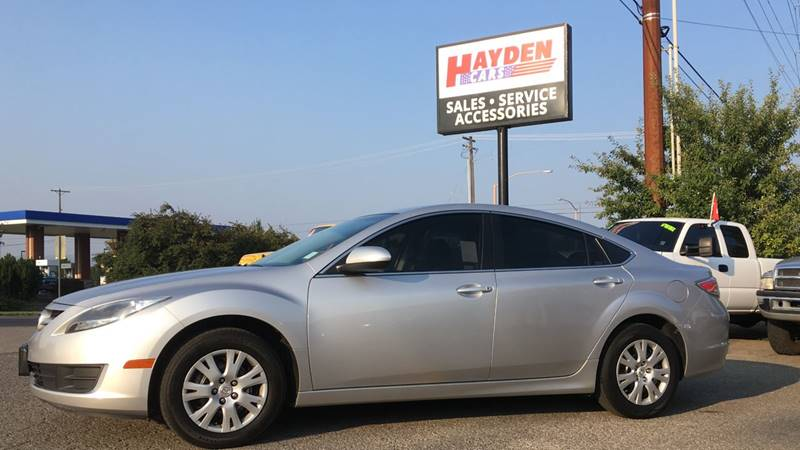 2012 Mazda MAZDA6 for sale at Hayden Cars in Hayden ID
