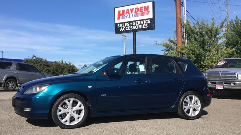 2007 Mazda MAZDA3 for sale at Hayden Cars in Hayden ID