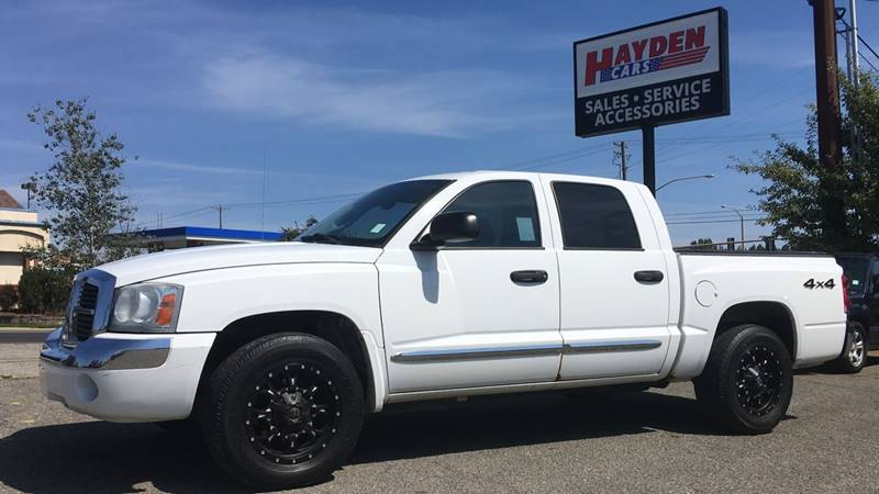 2006 Dodge Dakota for sale at Hayden Cars in Hayden ID