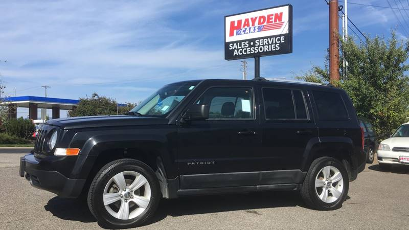 2011 Jeep Patriot for sale at Hayden Cars in Hayden ID