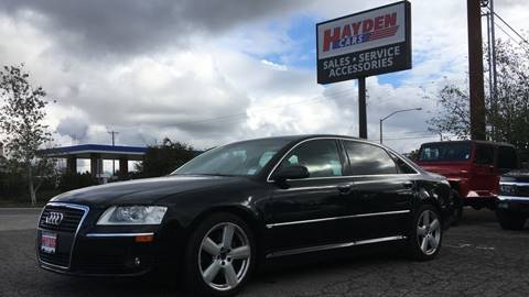 2006 Audi A8 L for sale in Hayden, ID