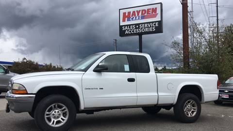 2001 Dodge Dakota for sale in Hayden, ID