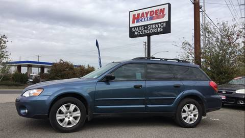 2006 Subaru Outback for sale in Hayden, ID