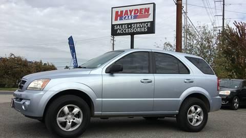 2006 Kia Sorento for sale in Hayden, ID
