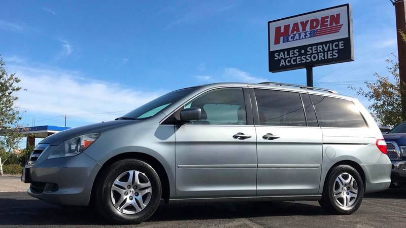 2007 Honda Odyssey For Sale At Hayden Cars In Coeur D Alene ID