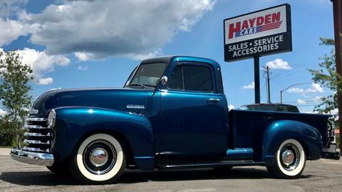 1953 Chevrolet 3100 for sale in Coeur D Alene, ID
