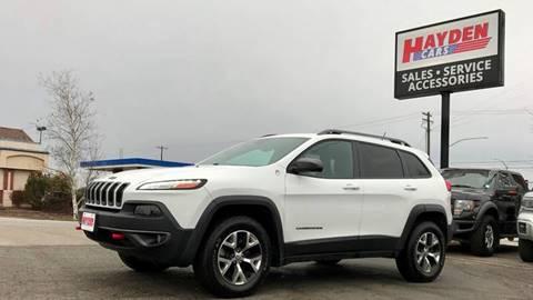 2014 Jeep Cherokee for sale in Coeur D Alene, ID