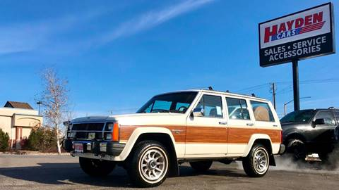 1986 Jeep Wagoneer for sale in Coeur D Alene, ID
