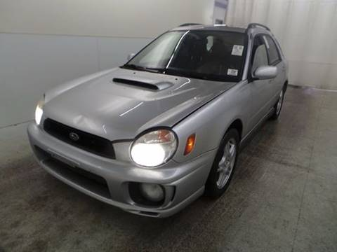 2003 Subaru Impreza for sale in Coeur D'Alene, ID
