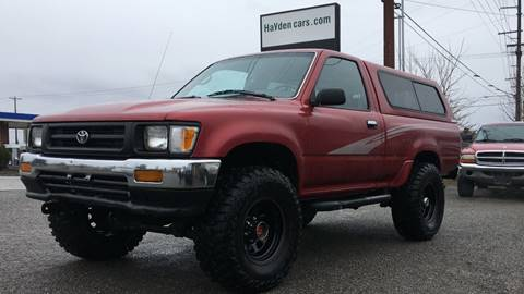 1993 Toyota Pickup for sale in Coeur D'Alene, ID