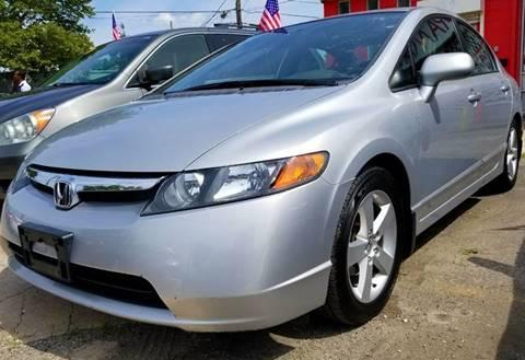 2008 Honda Civic for sale at AUTORAMA SALES INC. - Farmingdale in Farmingdale NY