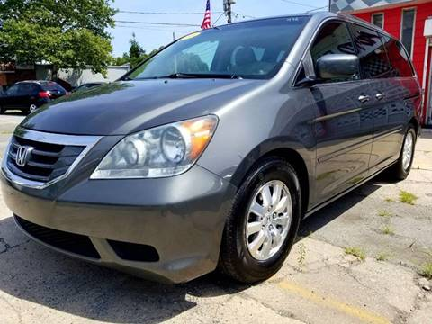 2008 Honda Odyssey for sale at AUTORAMA SALES INC. - Farmingdale in Farmingdale NY