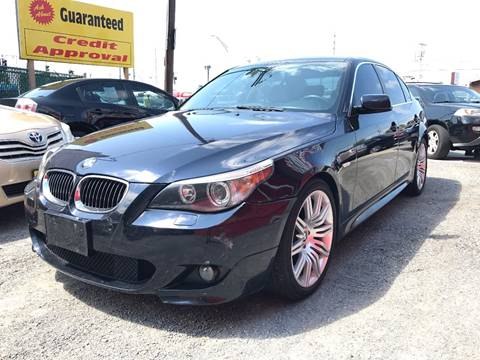2007 BMW 5 Series for sale at AUTORAMA SALES INC. in Wantagh NY