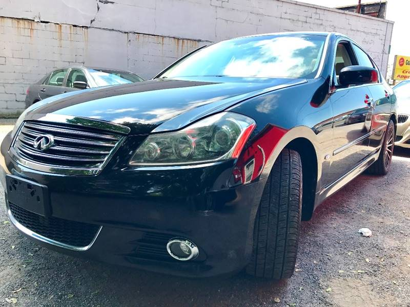 2009 Infiniti M35 for sale at AUTORAMA SALES INC. in Wantagh NY