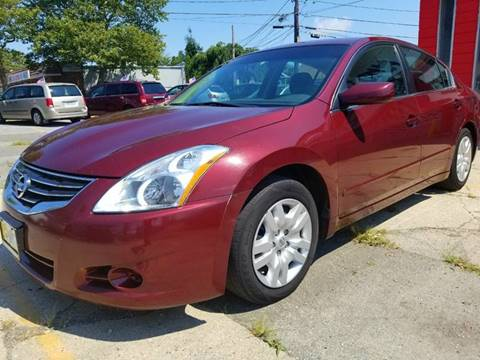 2012 Nissan Altima for sale at AUTORAMA SALES INC. - Farmingdale in Farmingdale NY