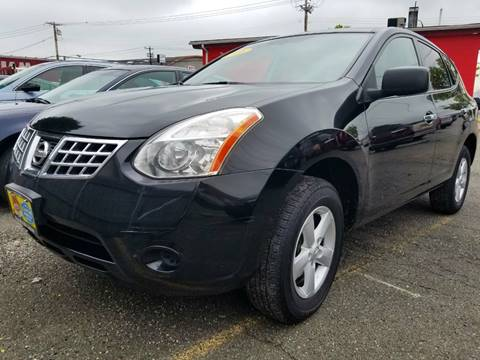 2010 Nissan Rogue for sale at AUTORAMA SALES INC. in Wantagh NY