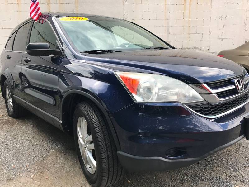 2010 Honda CR-V for sale at AUTORAMA SALES INC. in Wantagh NY
