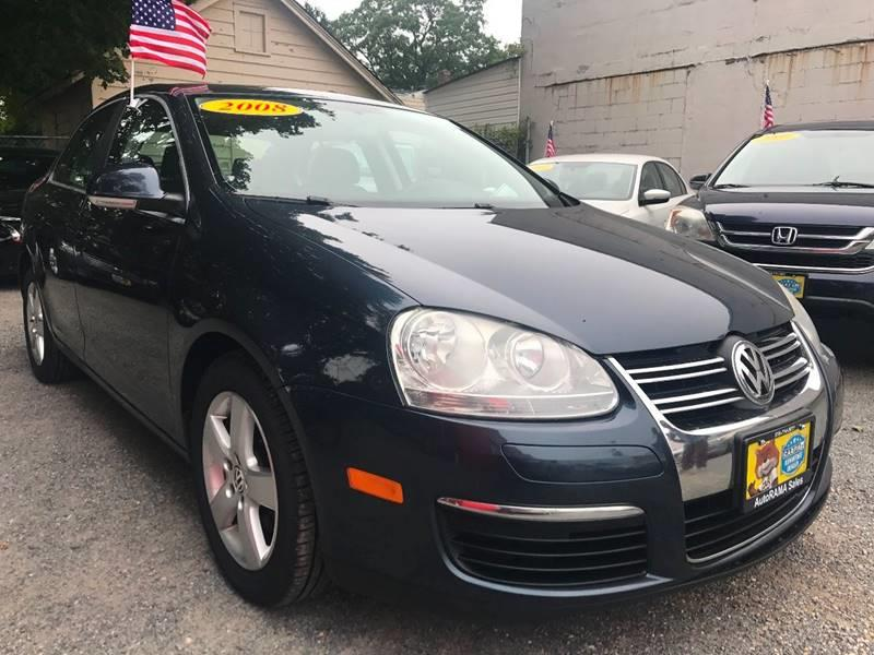 2008 Volkswagen Jetta for sale at AUTORAMA SALES INC. in Wantagh NY