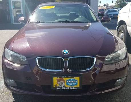 2009 BMW 3 Series for sale at AUTORAMA SALES INC. in Wantagh NY