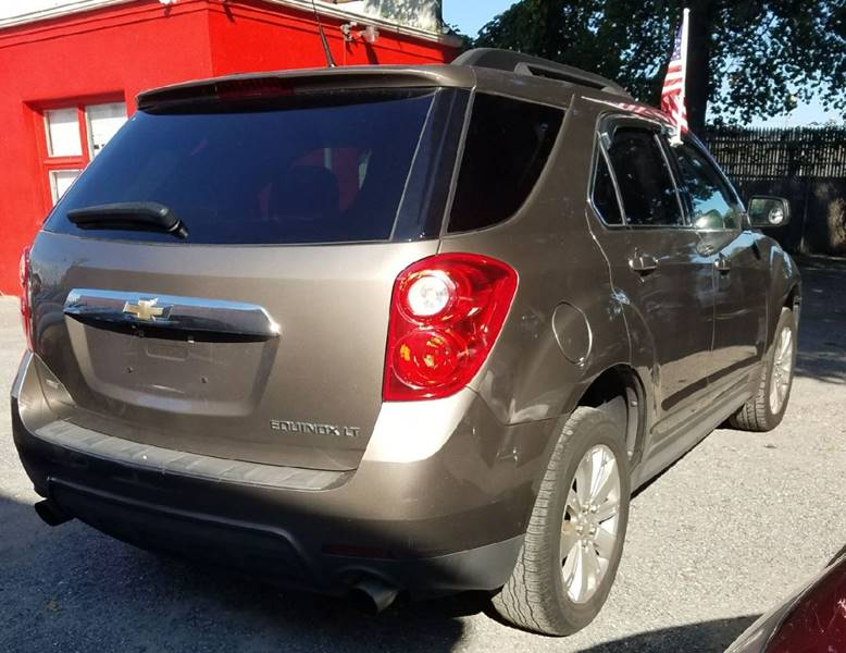 2010 Chevrolet Equinox for sale at AUTORAMA SALES INC. in Wantagh NY