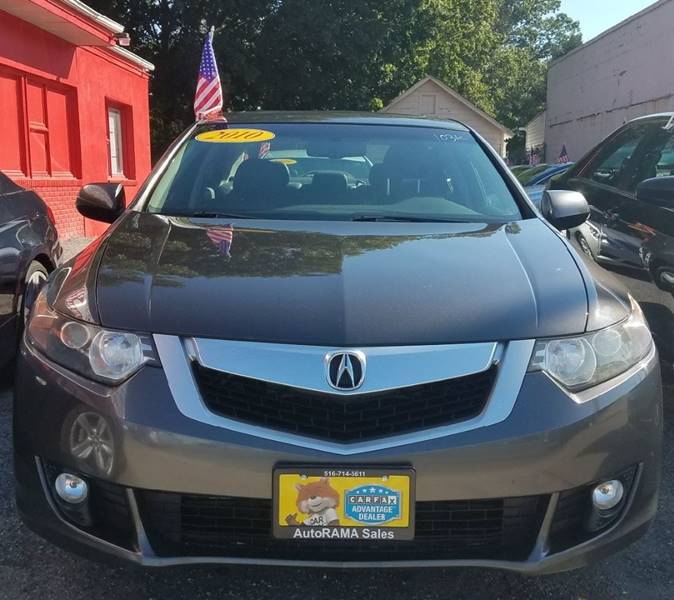 2010 Acura TSX for sale at AUTORAMA SALES INC. in Wantagh NY
