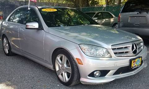 2010 Mercedes-Benz C-Class for sale at AUTORAMA SALES INC. in Wantagh NY