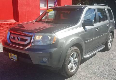 2009 Honda Pilot for sale at AUTORAMA SALES INC. in Wantagh NY