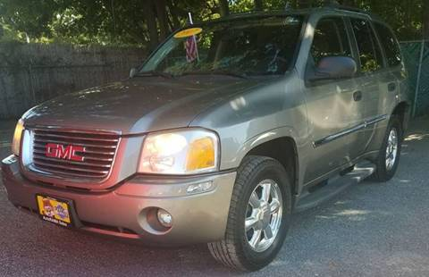 2007 GMC Envoy for sale at AUTORAMA SALES INC. in Wantagh NY